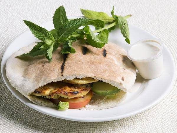 Chicken Kabob (pita or wrap)