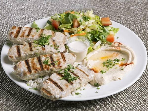 Chicken Kufta
