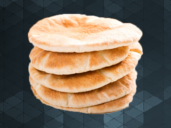 Pita Bread (2 halves)