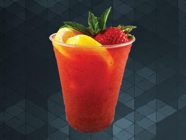 Strawberry-Mint Lemonade